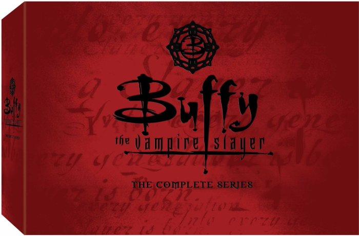 buffy complete series