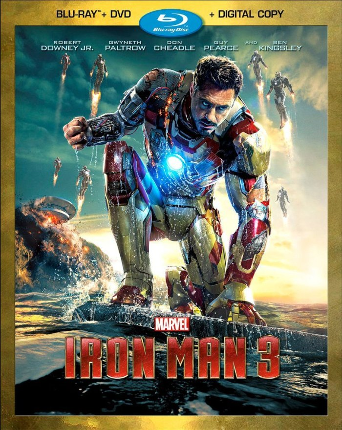 iron man 3 combo pack